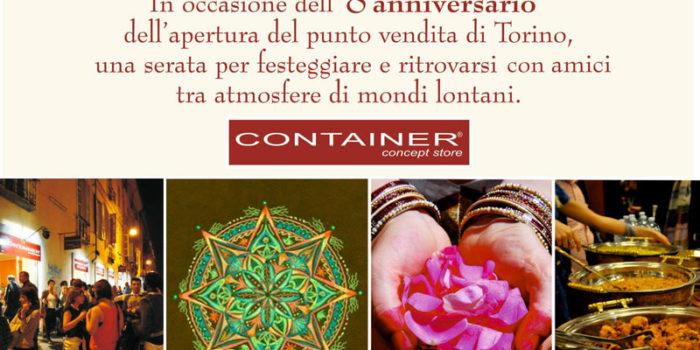 Festa 8° Anniversario Container Concept Store