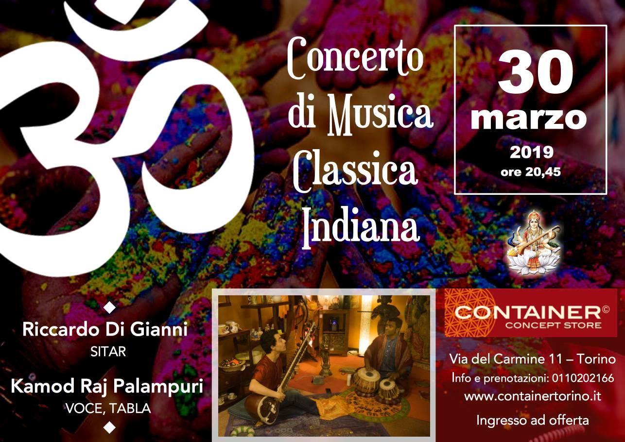 Concerto Di Musica Classica Indiana