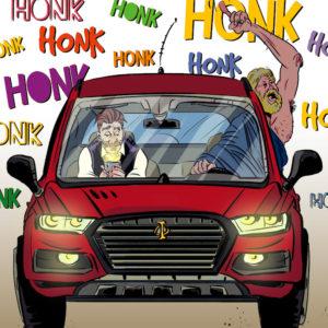 Seneca Nel Traffico – Un Monologo Di Rick Dufer